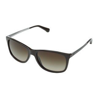 Emporio Armani Men's 'EA4023' Metal & Plastic Square Sunglasses