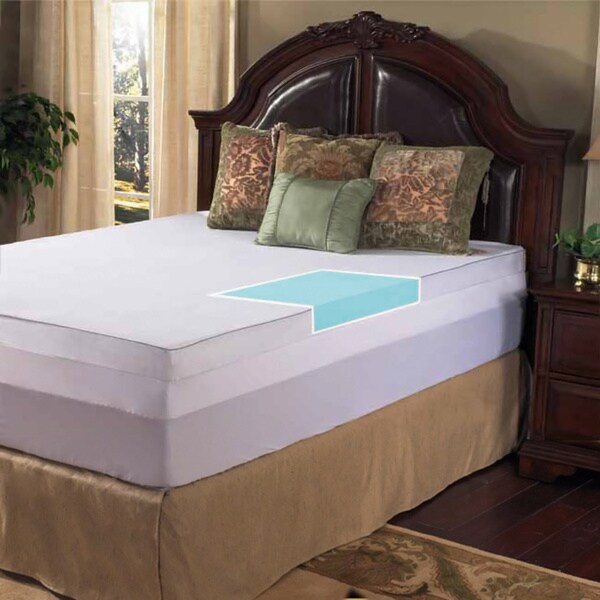 Hotel Collection Topper Grande Hotel Collection 4-inch
