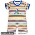 Spencer's Sailboat Romper