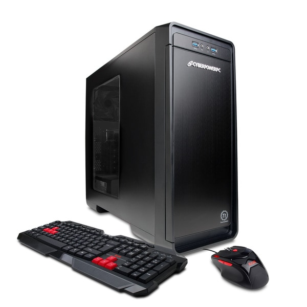 CyberpowerPC Business Intrinsic BII300 Intel i5-4460 3.2GHz Gaming Computer