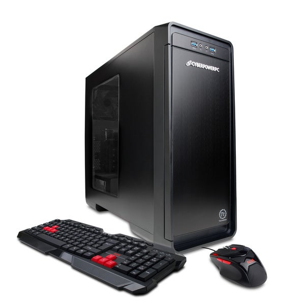 CyberpowerPC Business Sage BSI300 Intel i5-4690K 3.5GHz Gaming Computer