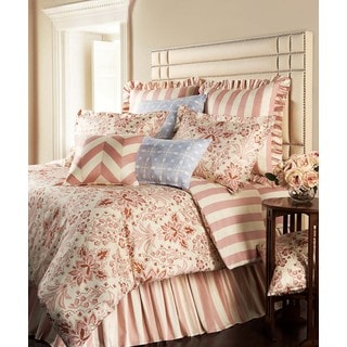 Image by Charlie 3-piece Taupe Duvet Cover Set