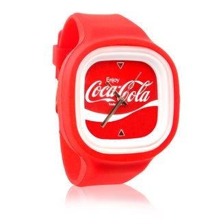 RumbaTime Baxter Coca-cola Watch