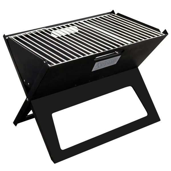 Portable Charcoal Grill 'N' Go