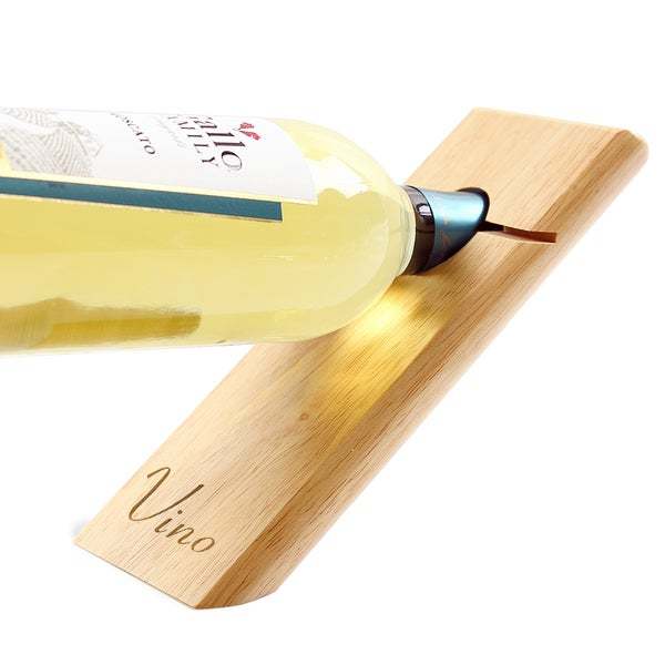 Vino Counter Balance Wine Bottle Holder