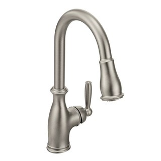 Moen Brantford Classic Stainless Steel Kitchen Faucet