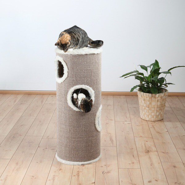 Trixie Edoardo 39-inch 4-story Cat Condo