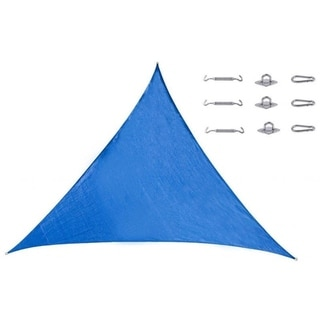 Cool Area 11-foot Triangular Sail Shade