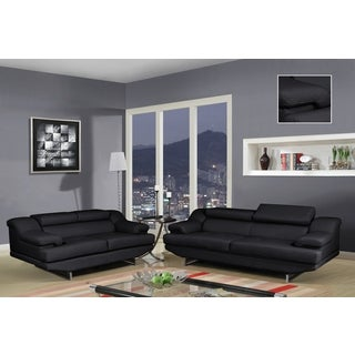 U9908 Bonded Leather Sofa Reviews Deals Amp Prices 15047575