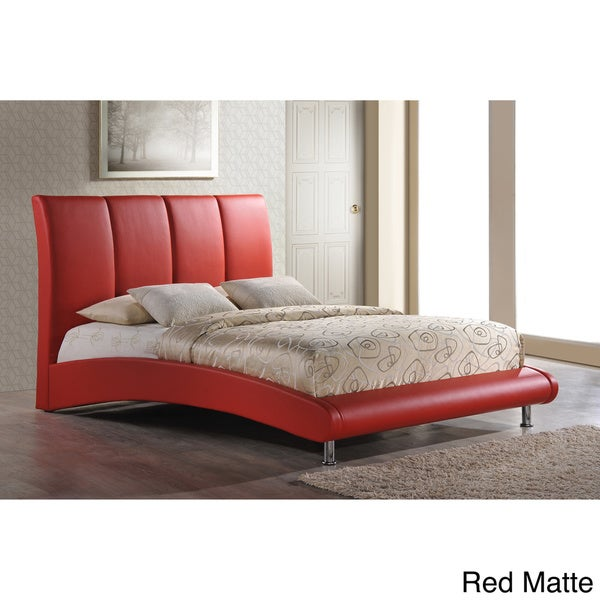 King PU Bed