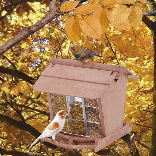 Marchioro Jok Hanging Bird Feeder