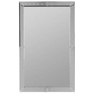 Russo Frameless Rectangular Mirror