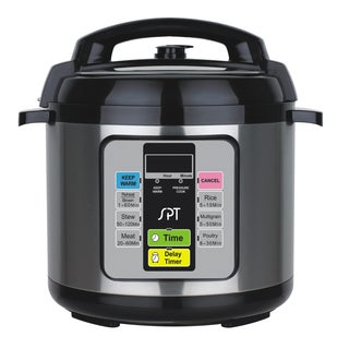 SPT 6.5-quart Electric Pressure Cooker