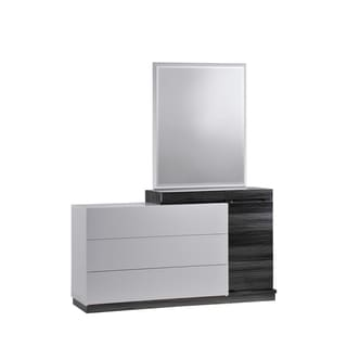 Silver and Grey Dresser