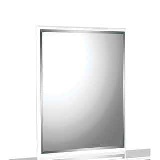 White High Gloss Mirror