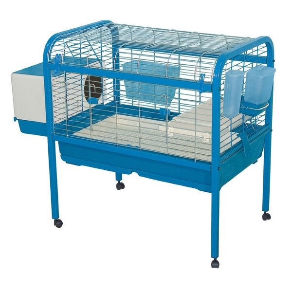 Marchioro Luna Deluxe Free-standing Rabbit/ Guinea Pig Cage