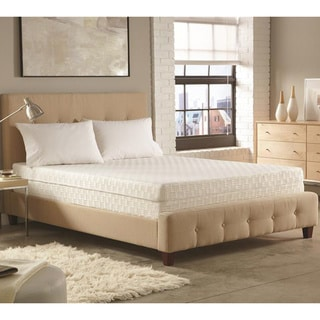 Convection Cooled Plush Support 10-inch King-size Memory Foam Mattress