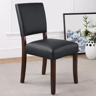 Black Parsons Chair