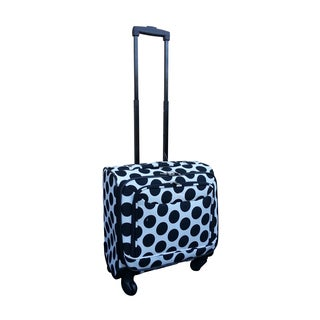 Jourdan Polka Dot 14-inch Under-seater Laptop Carry-on