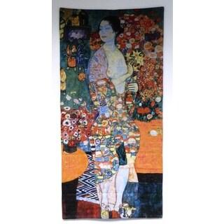 Klimt The Dancer Wall Tapestry