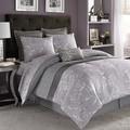 Nicole Miller Floral 7-piece Comforter Set