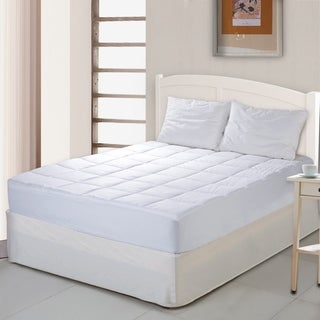 Cottonloft All Natural Down Alternative Cotton Mattress Pad