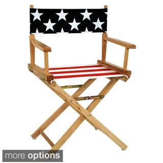 American Flag Directors Chair