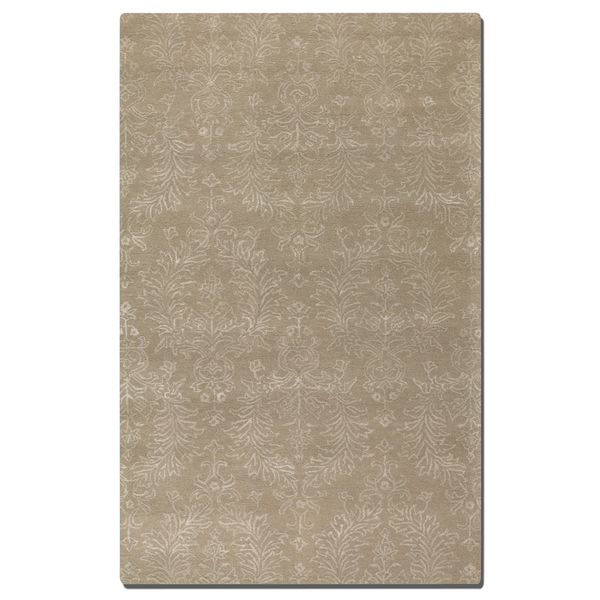 Uttermost Paris Camel Wool Rug (5' x 8')