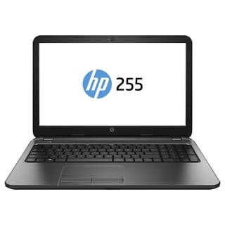 "HP 255 G3 15.6"" LED Notebook - AMD A-Series A4-6210 1.80 GHz - Black"