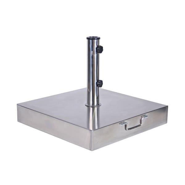 Miyu Furniture Stainless Steel Umbrella Base 16279254