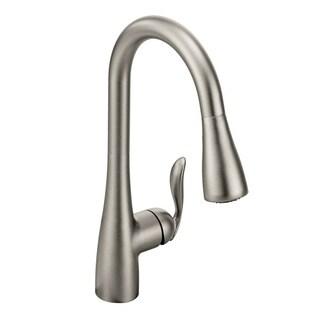 Moen Arbor Spot-resistant Stainless Steel Kitchen Faucet