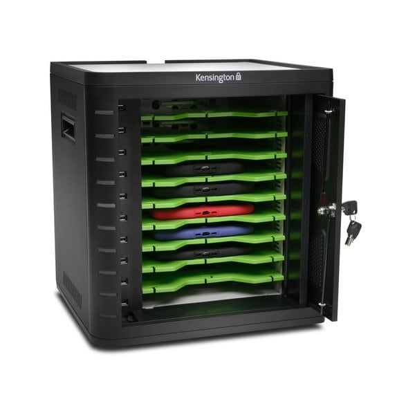 Kensington Charge & Sync Tablet Computer Cabinet