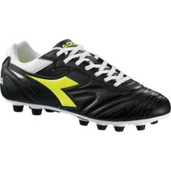 Men's Diadora Italica R ID Black/Fluo/White