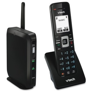 VTech ErisTerminal VSP600 IP Phone - Wireless - Desktop, Wall Mountab