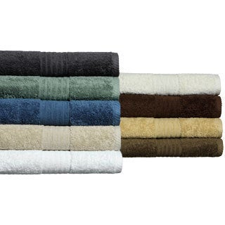 Premium Ring Spun Cotton Bath Towels (Set of 4)