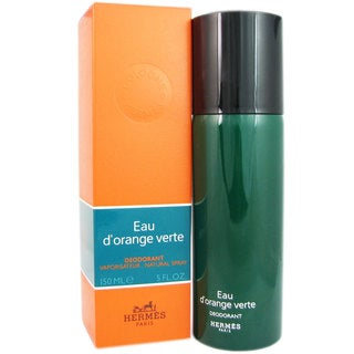 Hermes Eau D'Orange Verte Men's 5-ounce Deodorant Spray