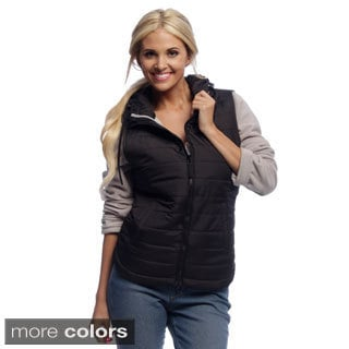 Maralyn & Me 3-in-1 Hooded Fleece and Vest Combo