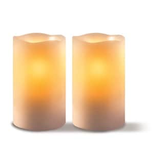 Order Home Collection 2-piece LED Candle Set with Timer (3x5)
