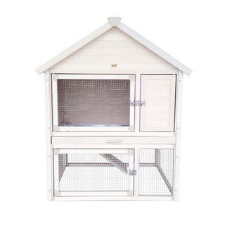Huntington Townhouse Eco-friendly Rabbit Hutch