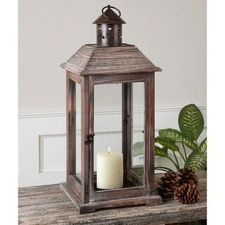 Uttermost Denley Old World Style Lantern