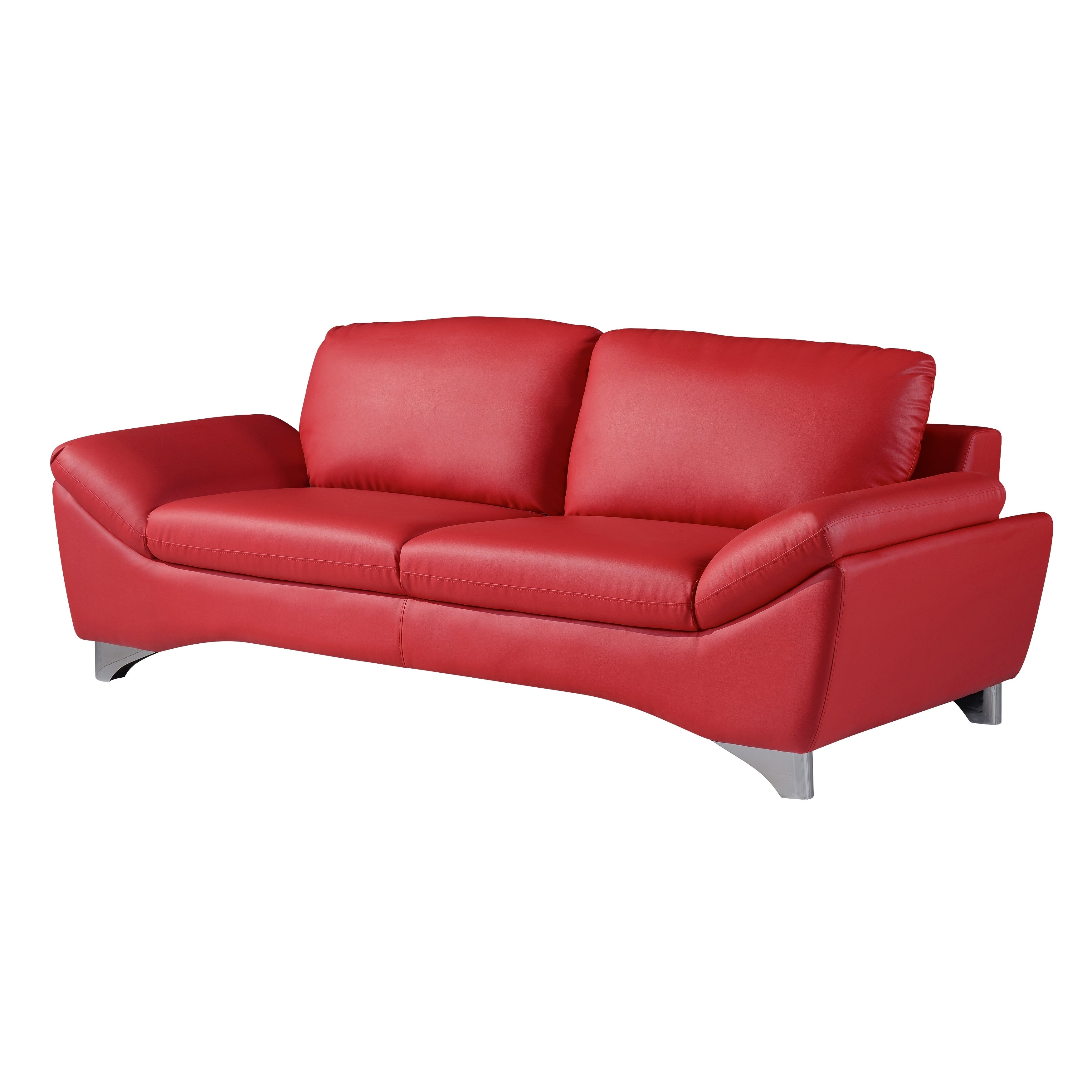 Overstock leather sofa