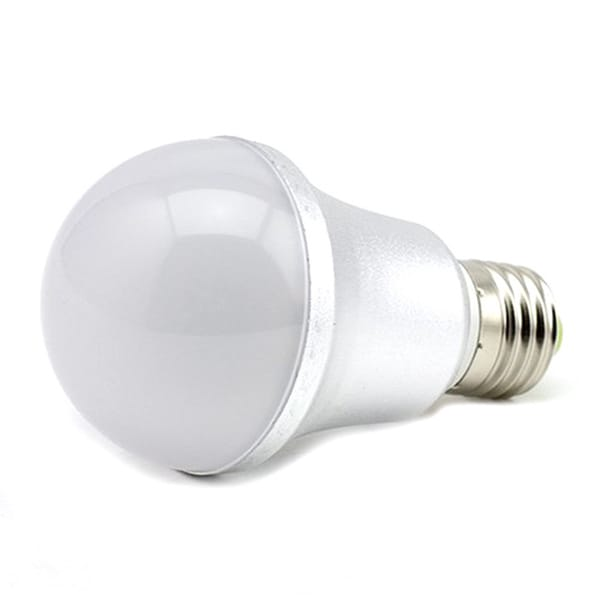 5-watt Warm White LED Light Bulb