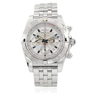 Breitling Men's Stainless Steel 'Chronomat 44' Automatic Watch