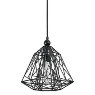 Paxton 1-light Matte Black Pendant