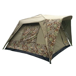 King's Turbo Tent Freestander 6-person Camo Tent