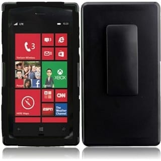 BasAcc Dual Layered Stand Hybrid Cover Case for Nokia Lumia 928