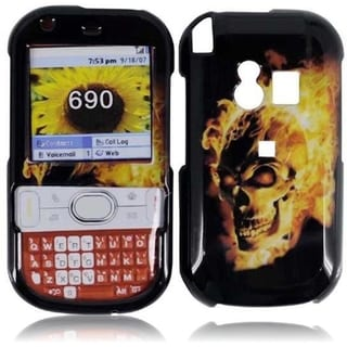 BasAcc Hard Plastic Protective Design Cover Case for Palm Centro 690