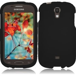 BasAcc Plastic Protective Plain Cover Case for Samsung Galaxy Light T399
