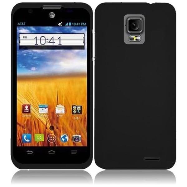 INSTEN Plastic Protective Plain Cover Phone Case Cover for ZTE Z998 Mustang UNICO Z930L