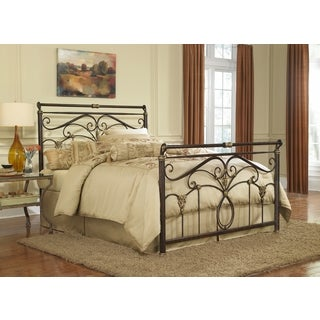 Lucinda Full-size Metal Bed